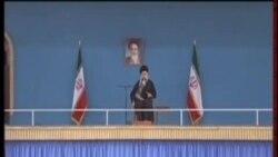 خامنه ای: مذاکرات نشان داد آمریکا دشمن مردم ایران است