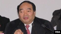 中共重慶市北碚區委書記雷政富(正廳級)圖片來源:人民監督網
