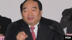 中共重庆市北碚区委书记雷政富(正厅级) 图片来源:人民监督网