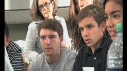 Students Debate US Budget Through Online Game