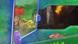 برنامه های ويژه نوروزی، نيمه شب تا يک بامداد اول فروروين ۱۳۹۲