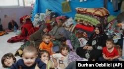 Փախստականներ Սիրիայից (արխիվային լուսանկար)