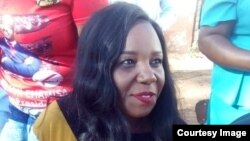 Umuyi uNkosikazi Vimbai Tsvangirai-Java.