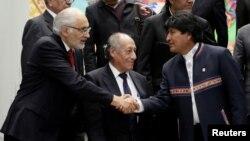 Las elecciones presidenciales se celebran en Bolivia el próximo domingo 20 de octubre de 2019, donde se decidirá si Evo Morales consigue o no su cuarta reelección.