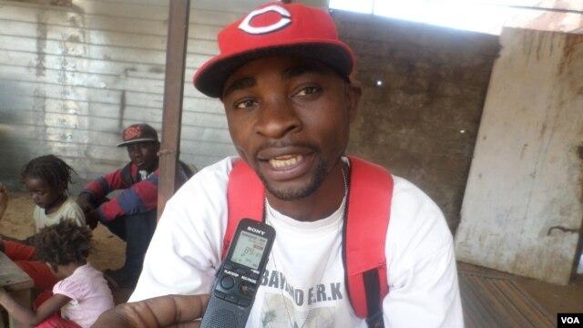 Rapper angolano ameaçado de morte por causa das letras das suas musicas