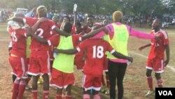 Iqembu leBantu Rovers elika Methembe Ndlovu.