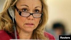 에일린 도나휴 제네바 주재 미국 대사. (자료사진)
