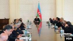 Azərbaycan Nazirlər Kabinetinin iclası