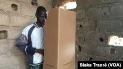 Douanzan-Mopti: djamana tigui sigui Kalata, oumar Guindo be a kouna foniw di.