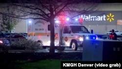 Ataque aconteceu num supermercado Walmart