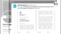 Tensión entre Nicaragua y El Salvador por la naturalización de Sánchez Cerén