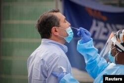 COVID-19 pandemiyasına qarşı tədbirlər debatın başlıca mövzularından idi.
