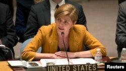 Američka ambasadorka u Ujedinjenim nacijama Samanta Pauer