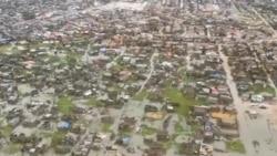 Mais inundações no centro e mau tempo no sul de Moçambique