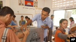 Commune elections will be held later this year, with the National Assembly election to follow in 2013.