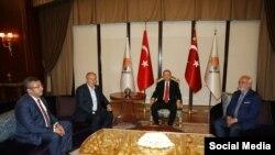 Recep Tayyip Erdoğan Muharrem İnce