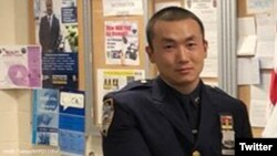 紐約藏裔警察白馬達傑·昂旺被控為中國竊取情報。