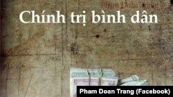 Bìa sách Chính Trị Bình Dân của tác giả Phạm Đoan Trang.