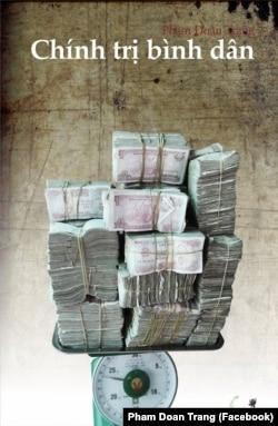 """Bìa sách cuốn """"Chính Trị Bình Dân"""" của tác giả Phạm Đoan Trang."""