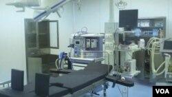 Bloco operatório sem pequenas cirurgias há dois anos