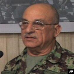 شیر محمد کریمی لوی درستیز قوای مسلح افغانستان