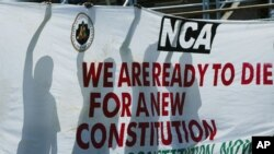 National Constitutional Assembly