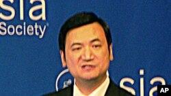 台湾行政院新闻局局长杨永明