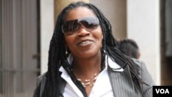 Former Zifa chief executive officer Henrietta Rushwaya.