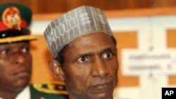 Nigeria's President Umaru Yar'Adua (file photo)