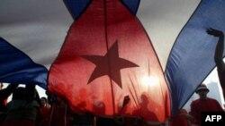 Kuba rəsmiləri müxalifət nümayəndələrinin nümayişinə mane olur