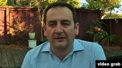 Vladeta Marjanović, predsednik ETF BAFA