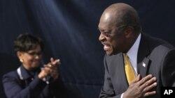 Herman Cain Kempeyna Xwe ya Seroktîyê Cemidand