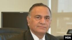 ناصر کھوسہ کی نامزدگی کا بیشتر سیاسی جماعتوں نے خیرمقدم کیا تھا (فائل فوٹو)