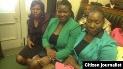 Some of the young women are now gracing parliament. (File Photo/Citizen Journalist)