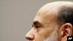 امریکی مرکزی بینک کے سربراہ بن برنانکی