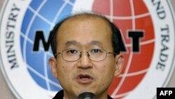 Tân Đặc sứ hạt nhân Nam Triều Tiên Lim Sung-nam