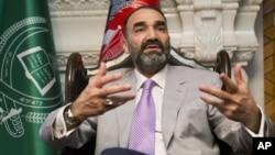 عطا محمد نور گفته است که حکومت افغانستان باید کنترول روند صلح را در دست گیرد