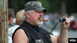 Вашингтонский курильщик