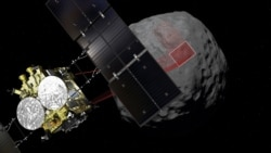 Quiz - Japanese Asteroid Samples Make it Back to Earth