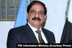 Pakistan's National Security Advisor Nasir Janjua