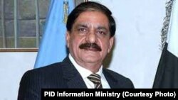 پاکستان کے مشیر برائے قومی سلامتی ناصر خان جنجوعہ (فائل فوٹو)
