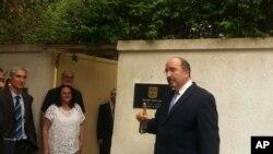 دوری گلد از جمله مقامات اسرائیلی است که با هیأت سعودی ملاقات کرد.