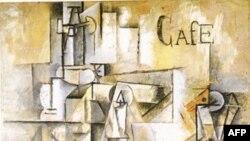 Trong các họa phẩm bị đánh cắp có bức tranh lập thể 'Bồ Câu ăn Đậu' của Picasso ra đời năm 1912