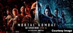"""""""Mortal Kombat"""" angkat kekerasan fantasi dalam video game ke layar lebar (dok: """"Mortal Kombat"""" / Warner Bros. Pictures)"""