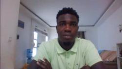 "15 de Maio Angola Fala Só -""A policia não cumpre a lei, cumpre ordens"" - Osvaldo Caholo"