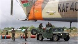 آمریکا می گوید در عملیات کنیا در سومالی شرکت ندارد