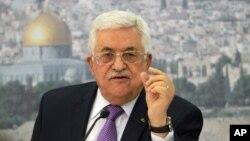 صدر محمود عباس