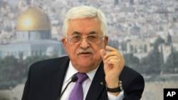 Mideast Palestinians Unity