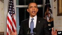 Διάγγελμα Ομπάμα για την αναγκαιότητα μείωσης του ελλείμματος
