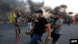 ترجمان وزارت داخلہ نے سکیورٹی فورسز کی جانب سے مظاہرین پر براہ راست گولیاں چلانے کی تردید کی ہے۔
